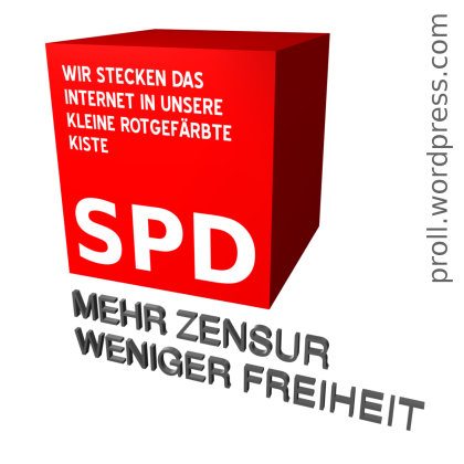 SPD-Logo für den Wahlkampf 2009