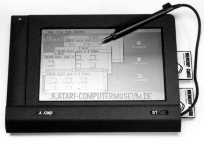 Atari ST-Pad