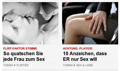 Flirt-Faktor Stimme: So quatschen Sie jede Frau zum Sex / Achtung, Player! 10 Anzeichen, dass ER nur Sex will