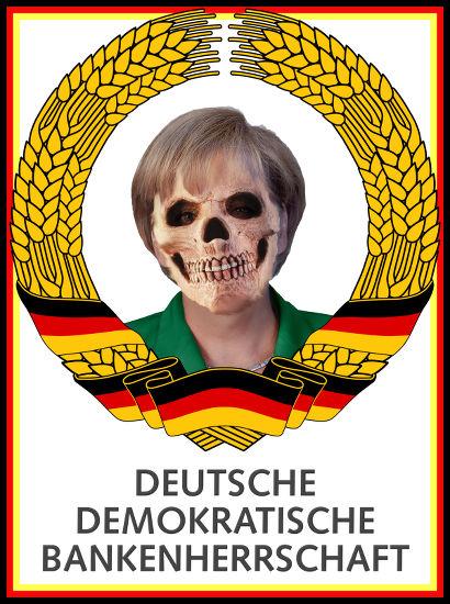 Deutsche Demokratische Bankenherrschaft