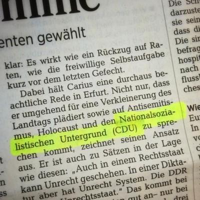 Nationalsozialistischer Untergrund (CDU)