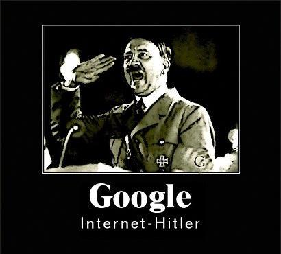 Foto von Adolf Hitler -- Google: Internet-Hitler